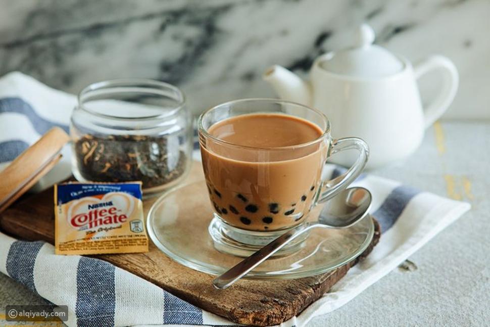 قهوة مع شاي من هونج كونج