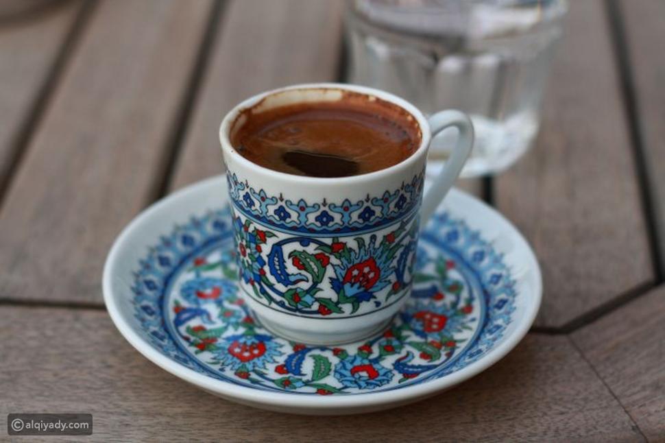 قهوة بالثوم والعسل من تركيا