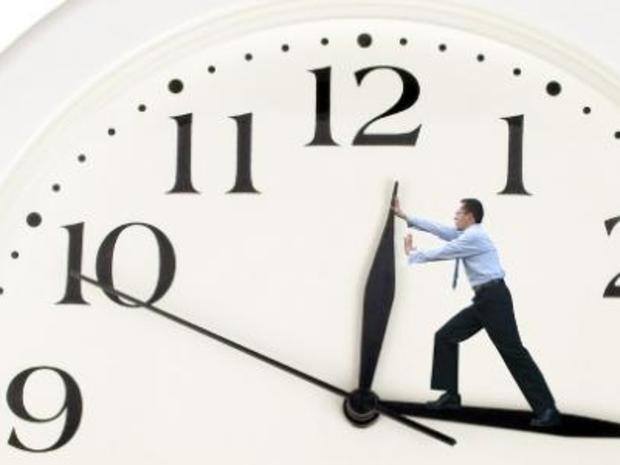حاول تنظيم الوقت قد الإمكان لتحقيق الالتزام