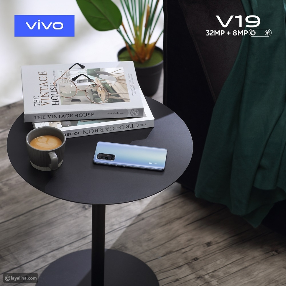 هاتف فيفو (V19) الفريد يجمع بين أحدث التقنيات