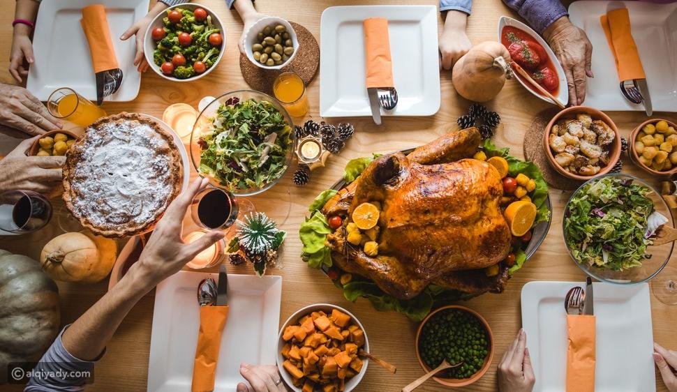 عيد الشكر: تاريخه وموعده ومظاهر الاحتفال به