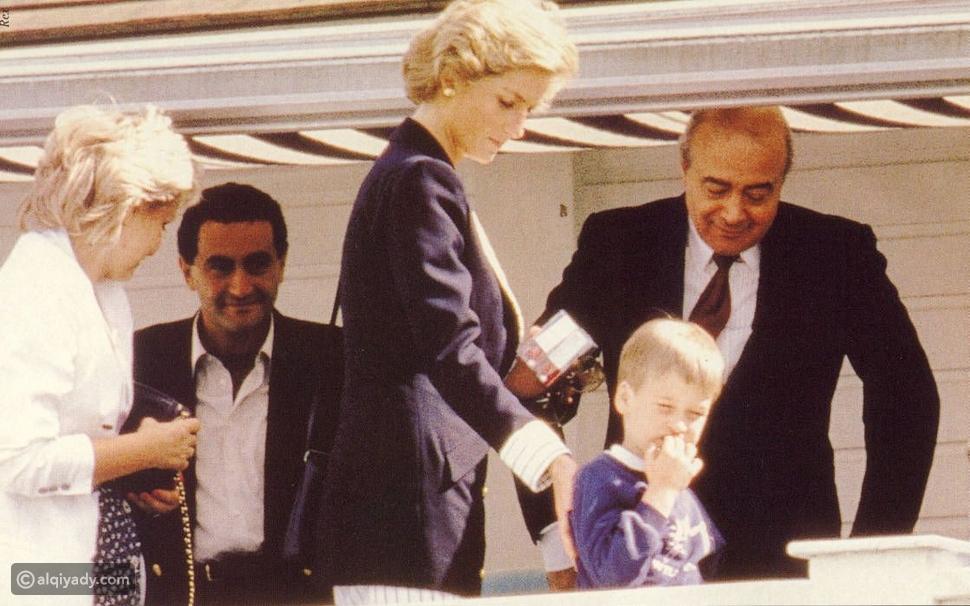 محمد الفايد الملياردير المصري
