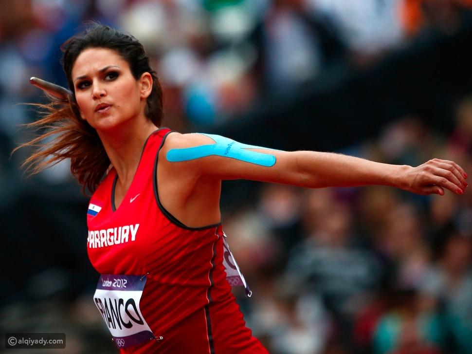 تعرف على السر وراء الأشرطة الملونة التي يضعها أبطال الأولمبياد على أجسامهم