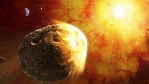 كويكب ذهبي يمكنه جعل كل سكان الأرض مليارديرات