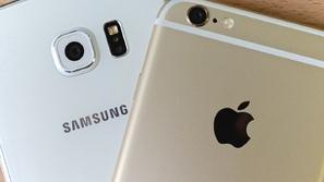 مفاجأة غير متوقعة: آبل وسامسونج تتعاونان لصنع هاتفًا جديدًا!