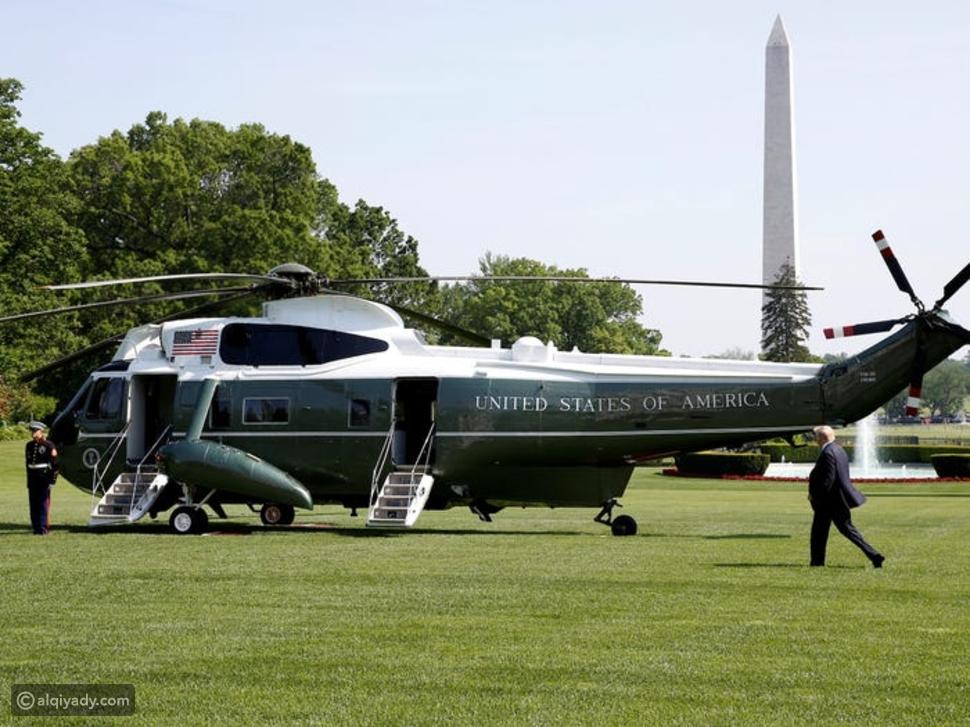 الرئيس الأمريكي: 19 امتيازاً مالياً لهذا المنصب الرفيع