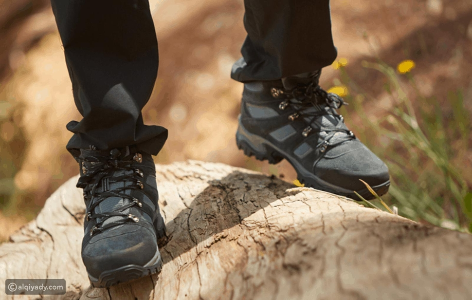 أحذية المشي لمسافات طويلة
