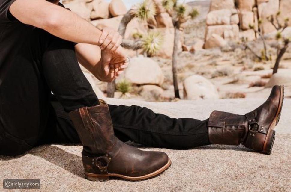 أحذية رعاة البقر