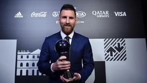 مفاجأة غير متوقعة: ميسي أفضل لاعب في العالم