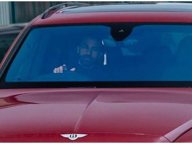 صلاح أشترى سيارة طراز أودي كيو 7 فور قدومه من روما لصفوف ليفربول