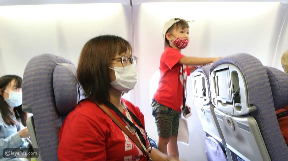 تايوان: رحلات طيران وهمية لمن حرمتهم كورونا من السفر