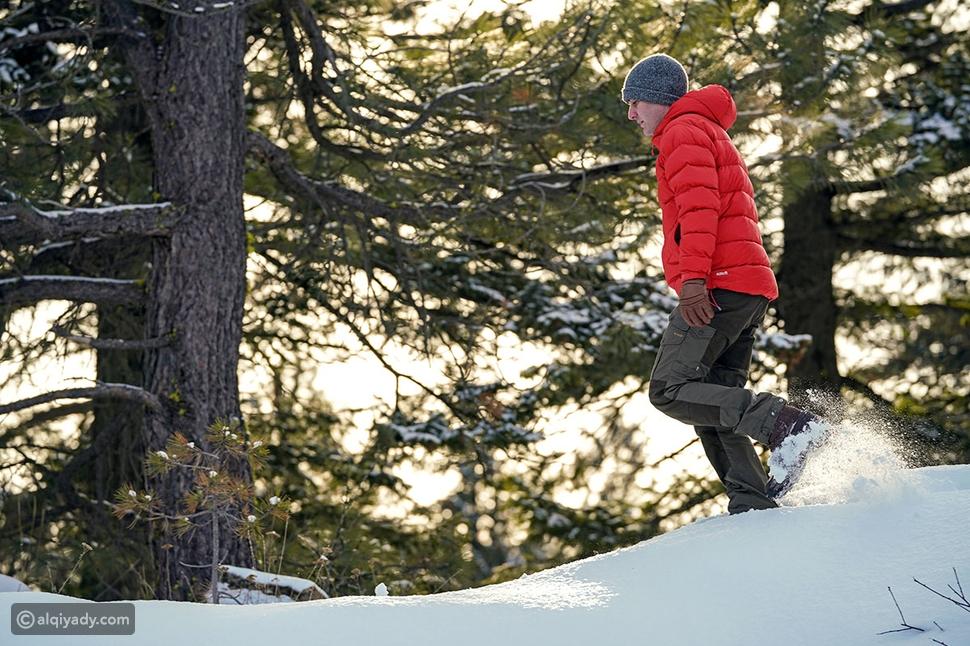 للنزهات في الطقس البارد: كيف تختار الأحذية الشتوية؟