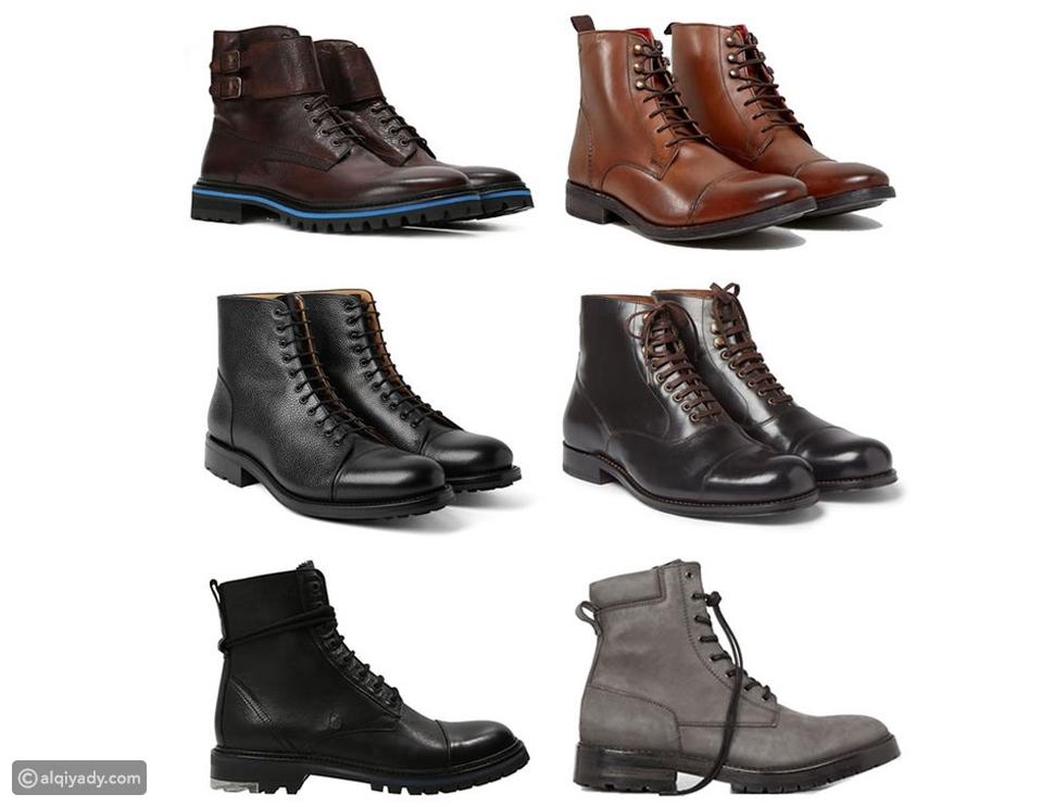 الحذاء العسكري