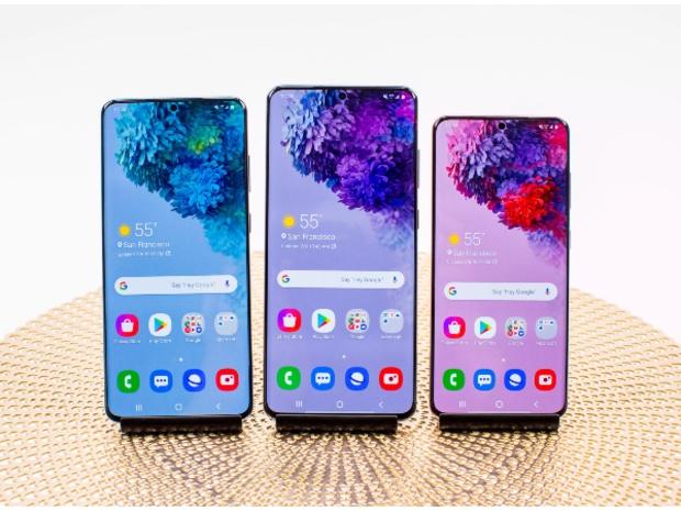 تعرفوا على مواصفات هاتف سامسونغ الجديد Galaxy S20 Plus