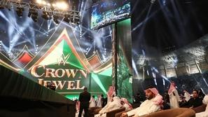 سيقام في المملكة.. ترقب عالمي للنزال الأكبر بتاريخ WWE