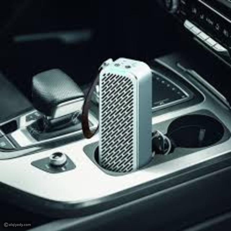 جهاز تنقية الهواء المحمول من إل جي لحماية رئتيك من تلوث الهواء!