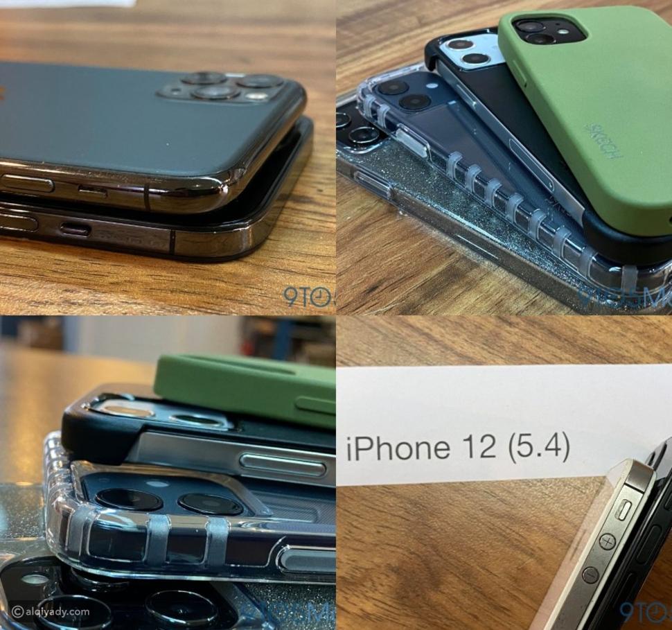 أول صور مسربة من عائلة هواتف آيفون 12: هذا ما نعرفه عن الأجهزة الجديدة