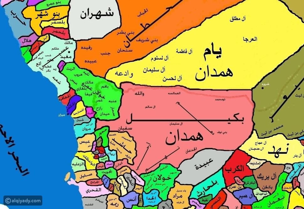أقوى قبائل السعودية وأشهرها