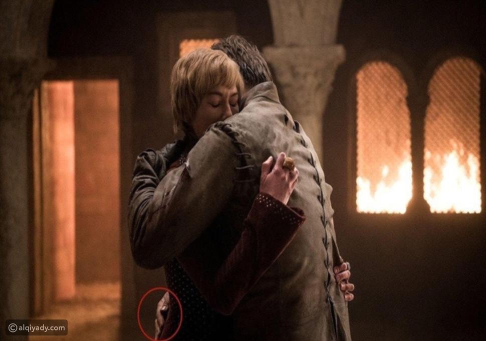بعد خطأ كوب ستاربكس.. لقطة مثيرة للجدل جديدة في مسلسل Game of Thrones
