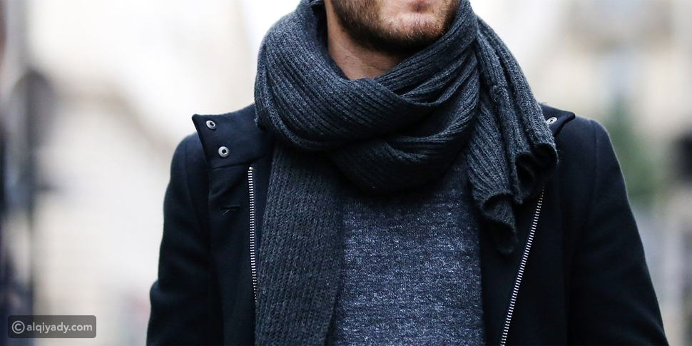 الأوشحة الرجالية: دليلك الكامل قبل الشراء