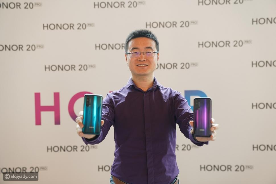 بعد طول انتظار HONOR 20 PRO متوفر لعشاق التكنولوجيا العصرية