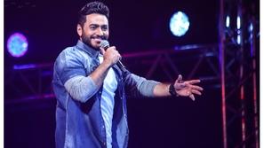 تامر حسني يعتذر عن حفله في مهرجان صلالة بعُمان لهذا السبب