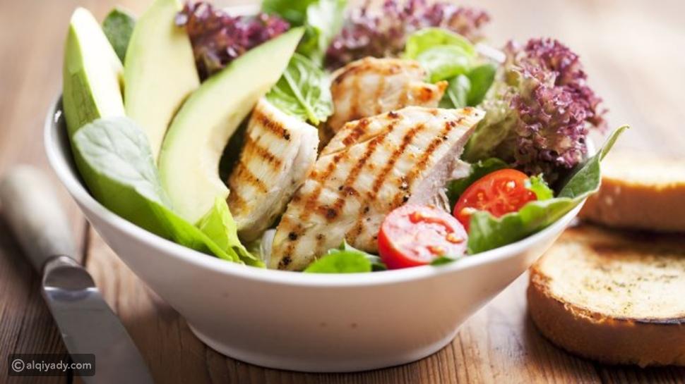 الأكل الصحي