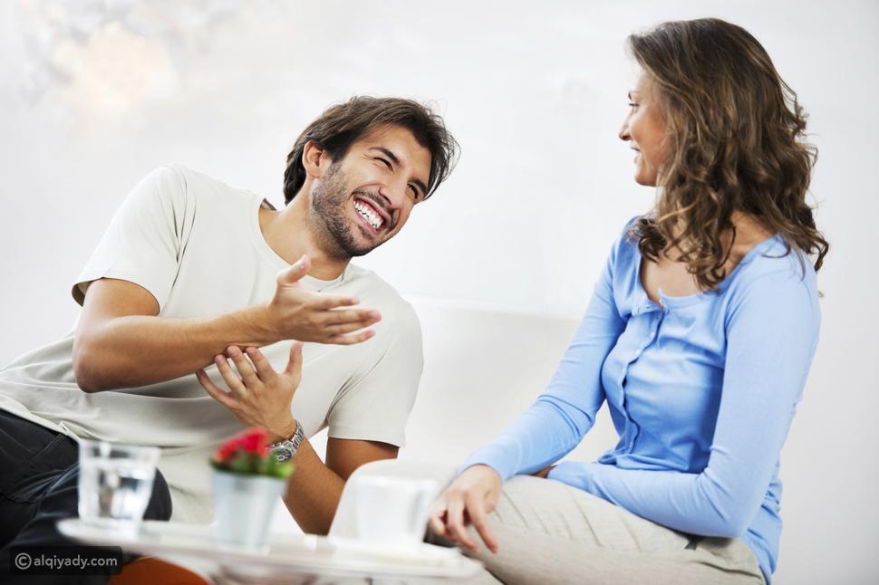معرفة ما تحبه زوجتك