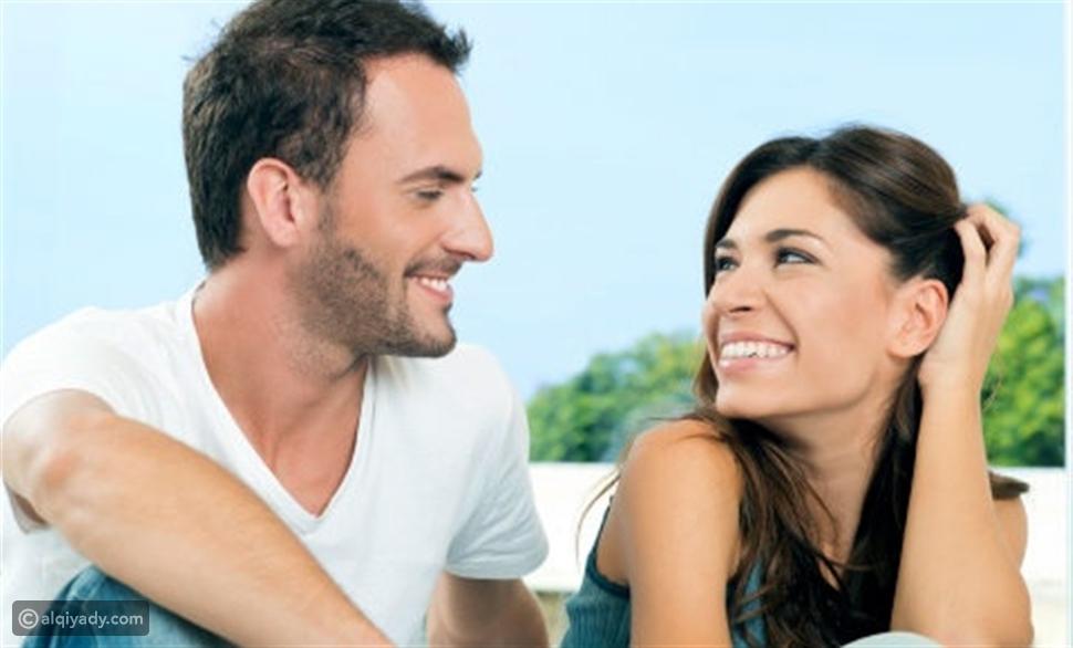 لغة العيون بين الزوج والزوجة