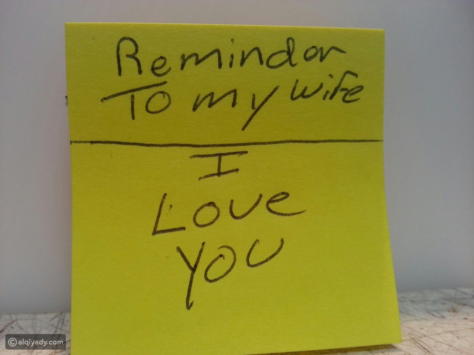 10 أشياء يمكن أن تفعلها لإظهار مشاعرك لزوجتك