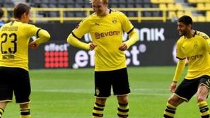 إصابة 14 لاعباً في الدوري الألماني عقب عودة النشاط