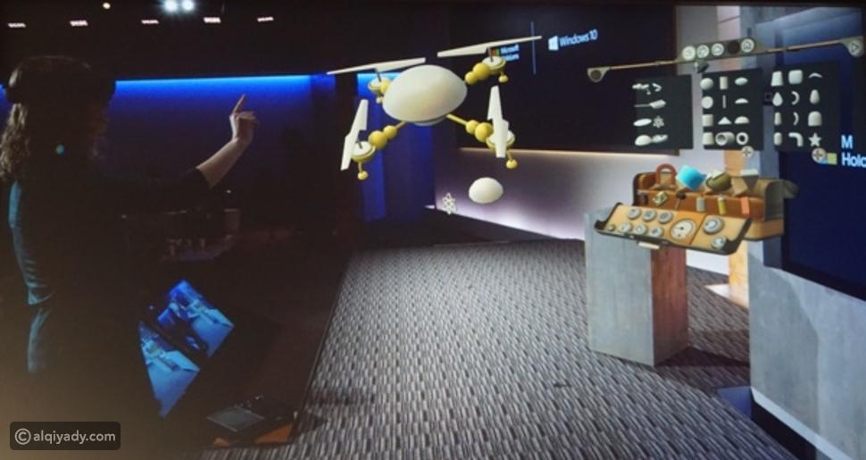 ارتداء المستقبل.. كل ما تريد معرفته عن مايكروسوفت HoloLens