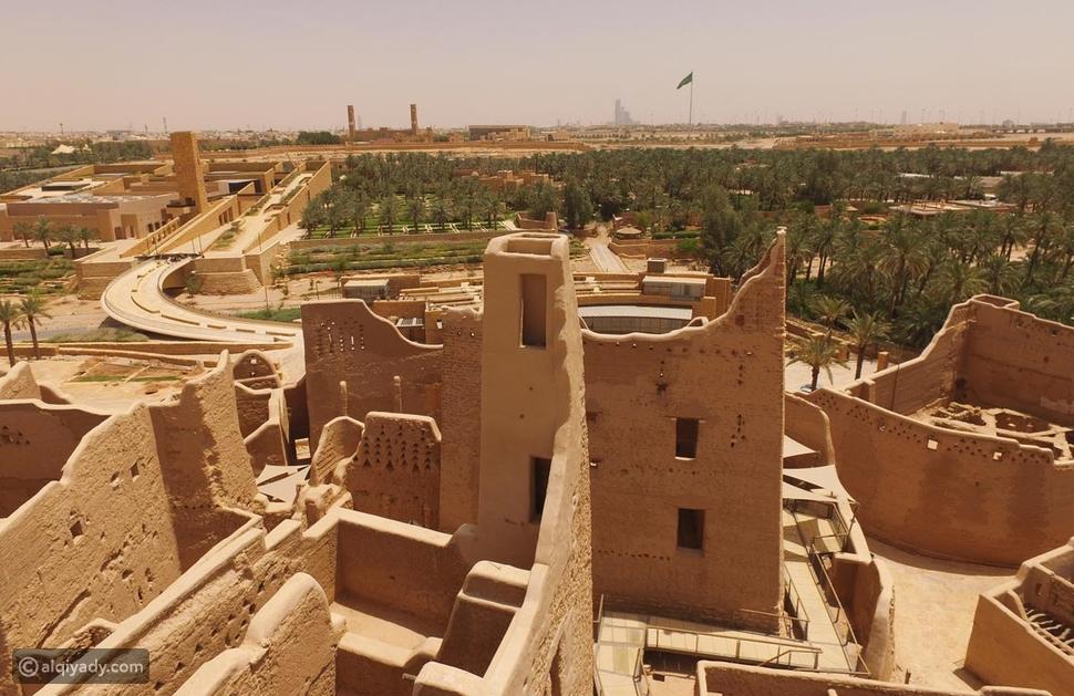 آثار الدولة السعودية الأولى