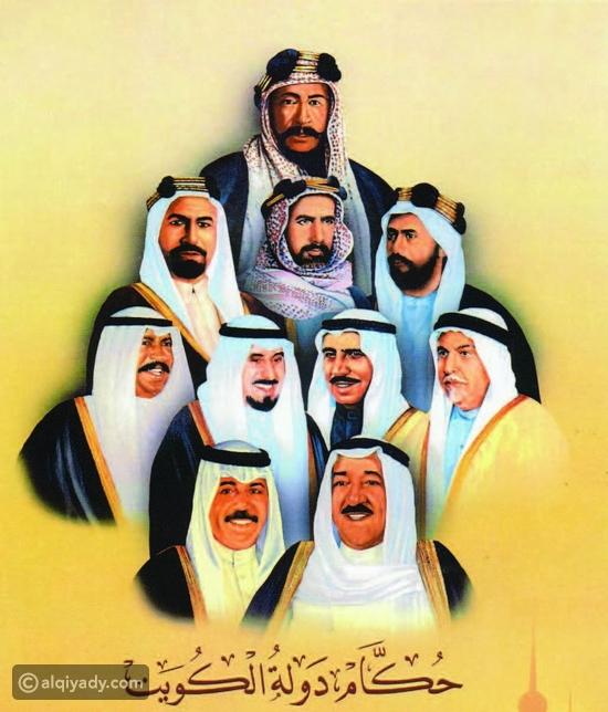 حكام الكويت