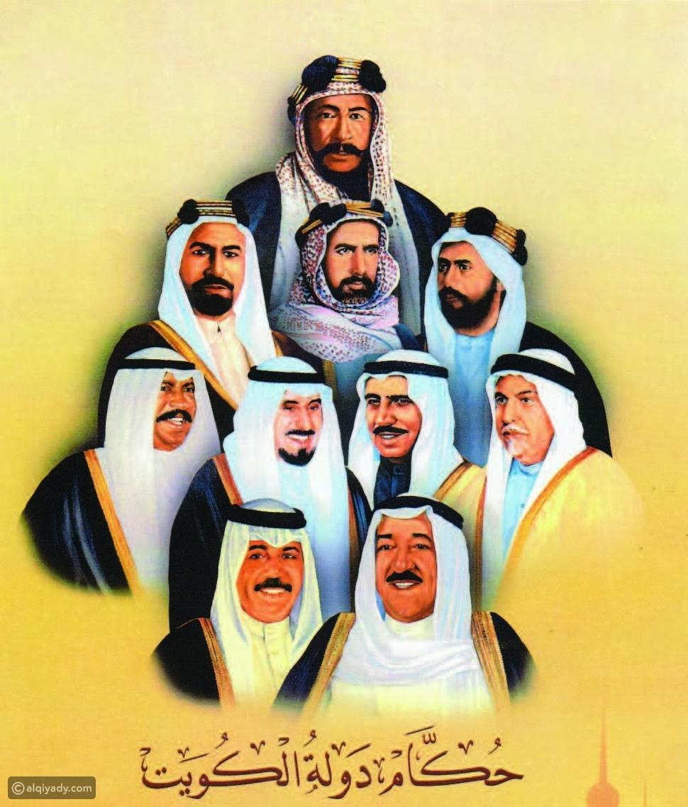 شجرة عائة آل الصباح الحاكمة لدولة الكويت
