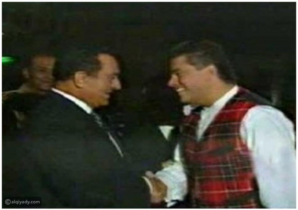 تأجيل حفل عمرو دياب بسبب وفاة محمد حسني مبارك