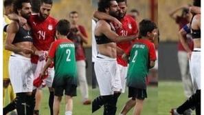 قصة صورة.. حينما يكون رزقك محمد صلاح