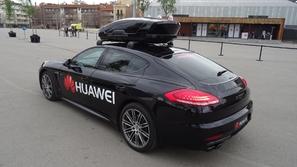 هواوي تُعلن دخولها عالم السيارات ذاتية القيادة