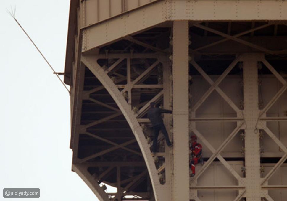 لهذا السبب أخلت السلطات الفرنسية برج إيفل