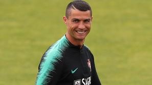 رونالدو يحصل على الإقامة الذهبية في الإمارات