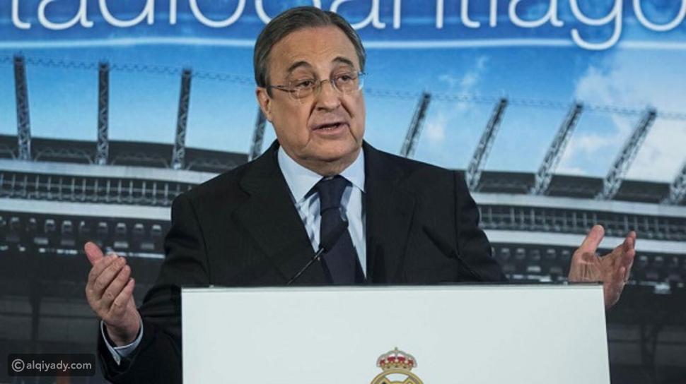 بيريز رئيساً لدوري السوبر الأوروبي وهذا هو نظام البطولة الجديدة