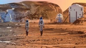 ناسا تُعلن موعد إرسال البشر إلى المريخ