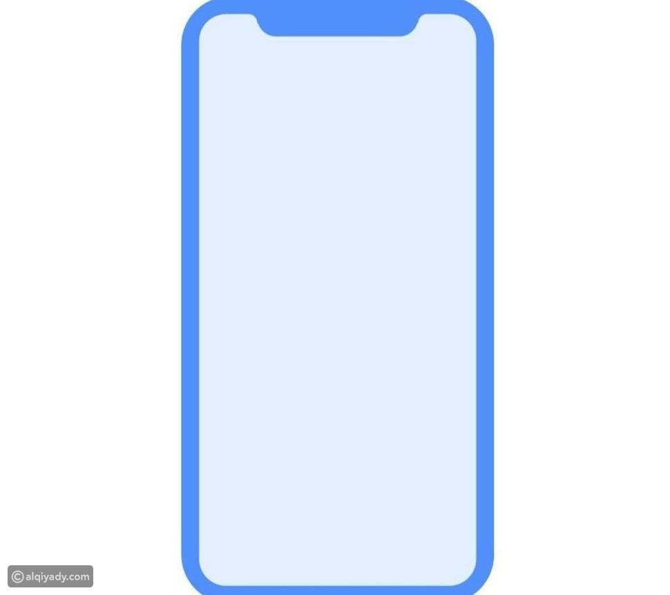 التصميم النهائي لآي فون 8