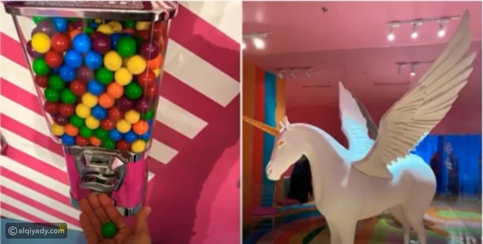 متحف السعادة في السعودية: تجربة ممتعة تنقلك إلى عالم خيالي لا مثيل له