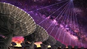 من مكان غامض في الفضاء: الأرض تستقبل موجات راديو منتظمة