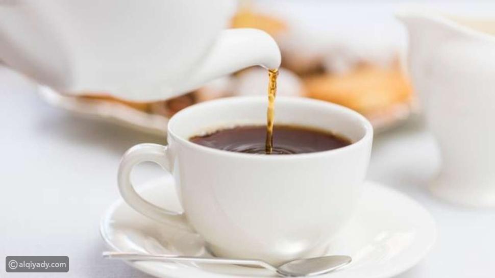 كوب الشاي