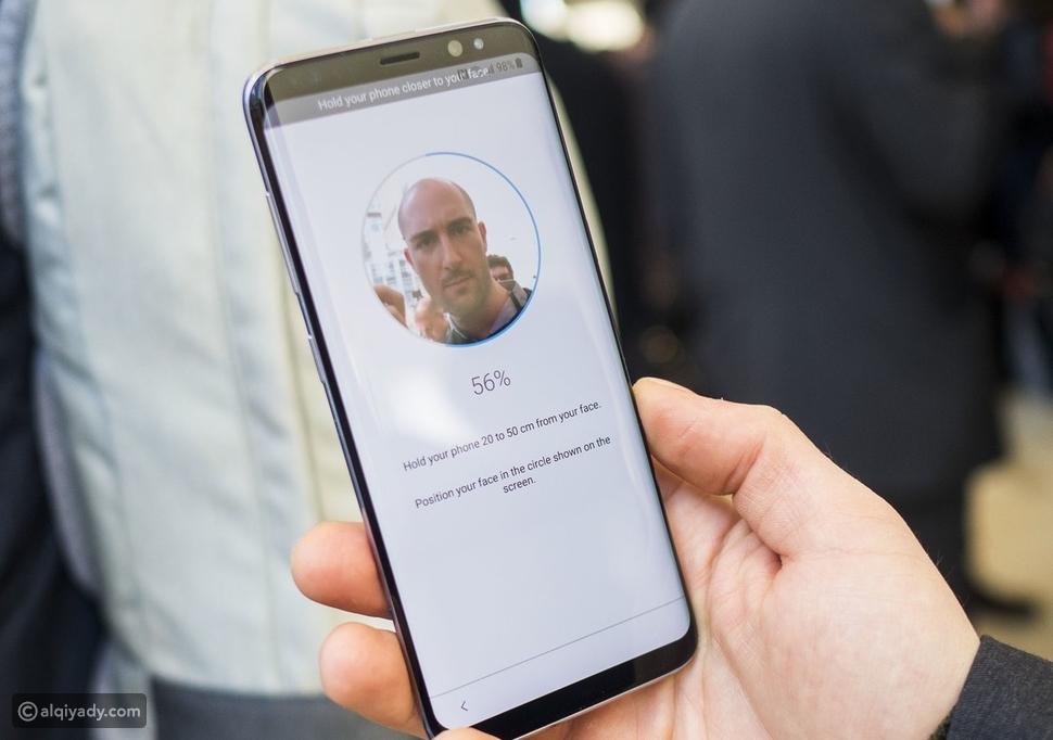 5 أشياء تميز سامسونج جالاكسي S8 عن G6 من إل جي