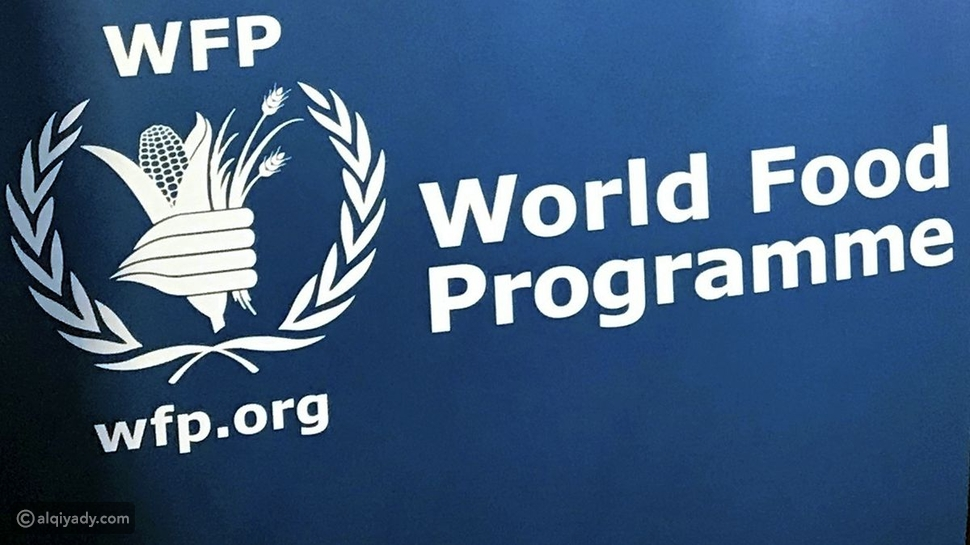 برنامج الغذاء العالمي