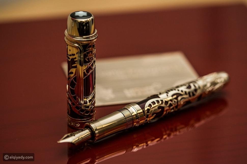 أفضل وأغلى 20 قلم من مون بلان Montblanc على الإطلاق