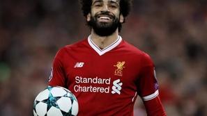 صلاح الرابع في قائمة لاعبي الكرة الأعلى أجراً عالمياً